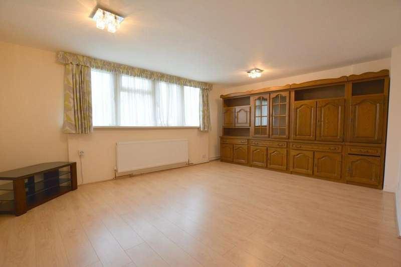 3 Bedrooms Apartment Flat for sale in Shoelands Court, Annesley Avenue, London, NW9