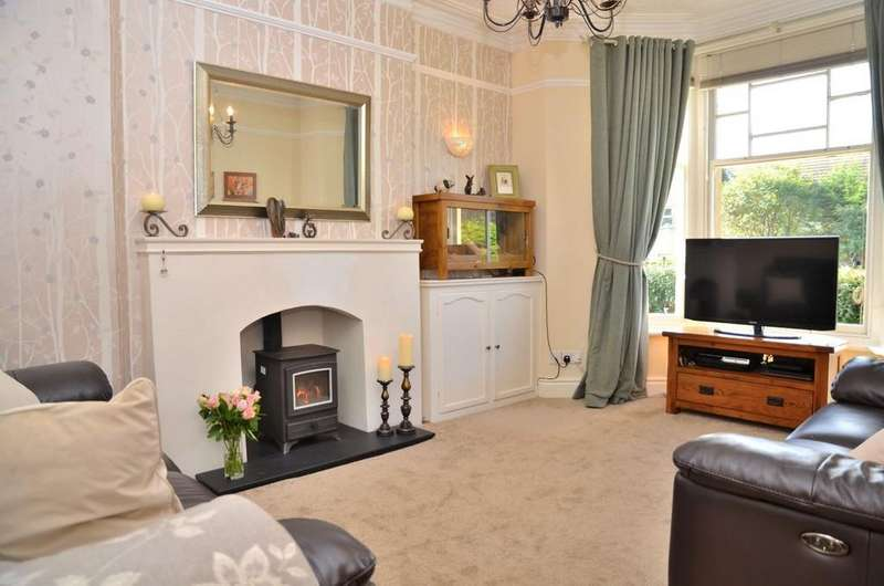 3 Bedrooms Semi Detached House for sale in A Victorian family home in beautiful Bolton Le Sands
