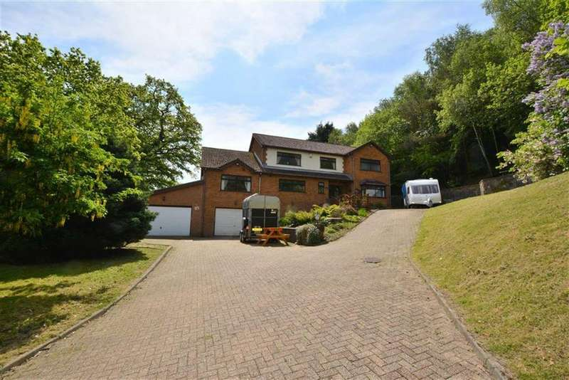 4 Bedrooms Detached House for sale in Greenfield Terrace, Mountain Ash, Rhondda Cynon Taff