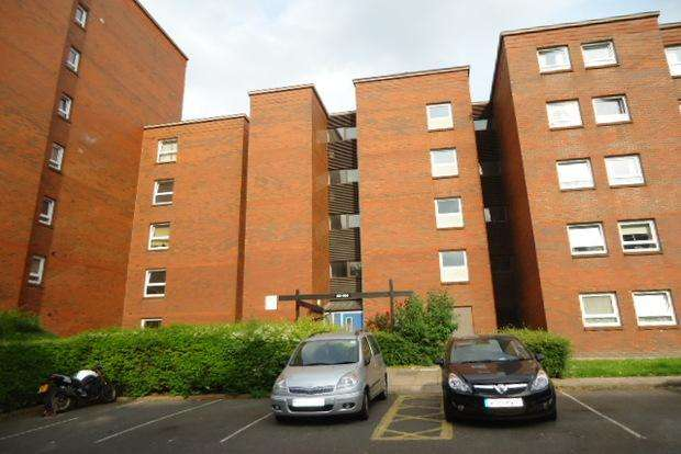 1 Bedroom Flat for sale in Dover House, Dover Street, Leicester, LE1