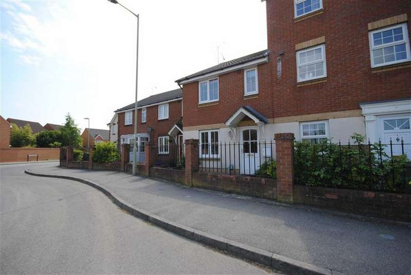 3 Bedrooms End Of Terrace House for sale in Roundel Drive, Leighton Buzzard