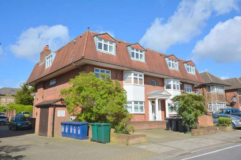 2 Bedrooms Apartment Flat for sale in Neeld Crescent, London