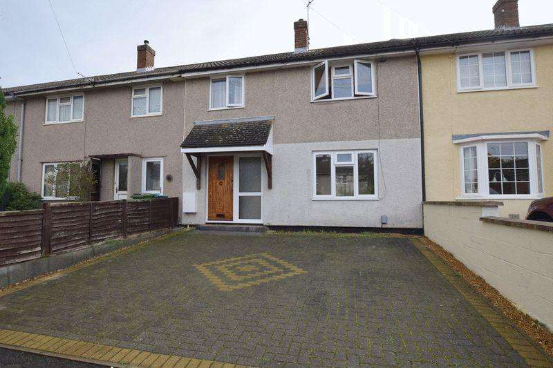 3 Bedrooms Terraced House for sale in Carlton Close, Aylesbury