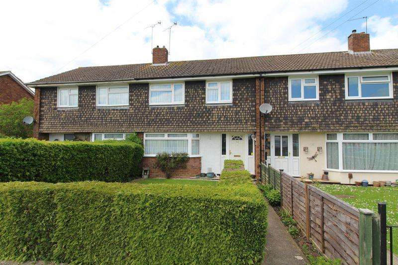 3 Bedrooms Terraced House for sale in Quarrendon Avenue, Aylesbury