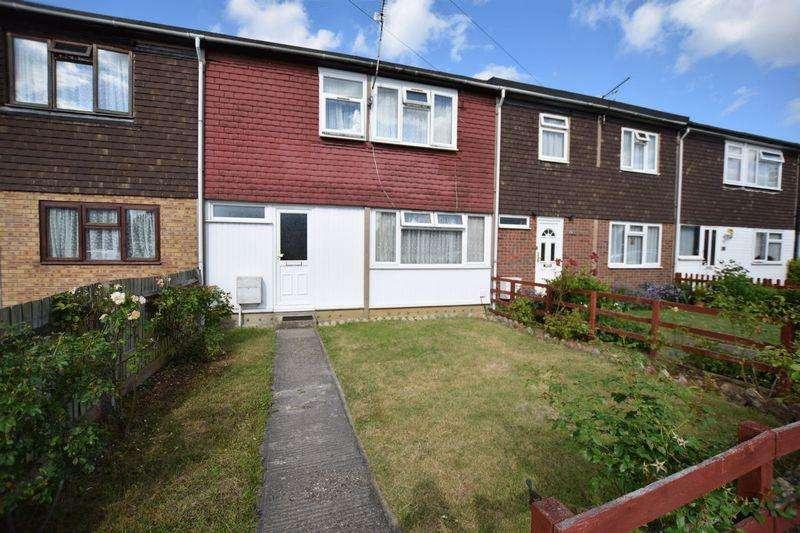 3 Bedrooms Terraced House for sale in Drayton Road, Aylesbury