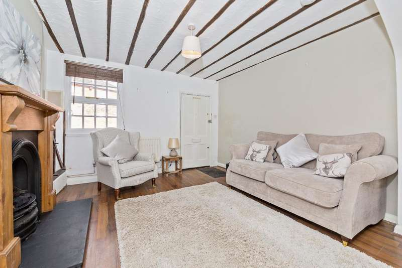 2 Bedrooms End Of Terrace House for sale in Oliver Street, Ampthill, Beds, MK45 2SA