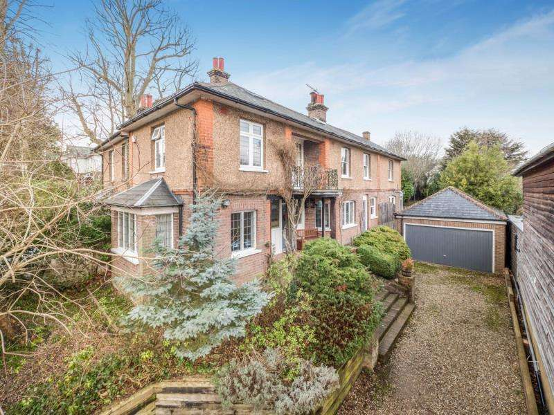 3 Bedrooms Semi Detached House for sale in South Road, Chorleywood, Herts WD3