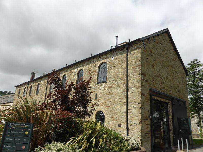 2 Bedrooms Duplex Flat for sale in Old Carriageworks, Brunel Quays, Lostwithiel