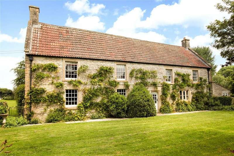 5 Bedrooms Unique Property for sale in East Compton, Somerset, BA4
