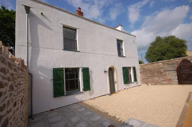 3 Bedrooms Detached House for sale in Chapel House, Park Road, Kingswood, Bristol, BS15 1QU