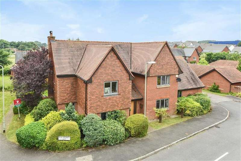 5 Bedrooms Detached House for sale in Old Rydon Ley, Exeter, Devon, EX2