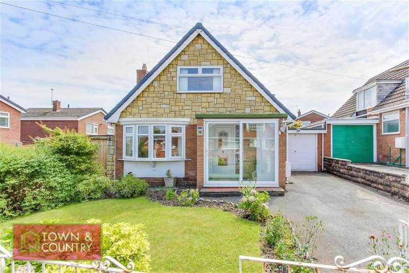 3 Bedrooms Link Detached House for sale in Elm Road, Aston Park, Deeside, Flintshire