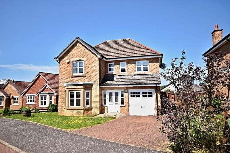4 Bedrooms Detached House for sale in Highpark Road, Coylton, South Ayrshire, KA6 6QL