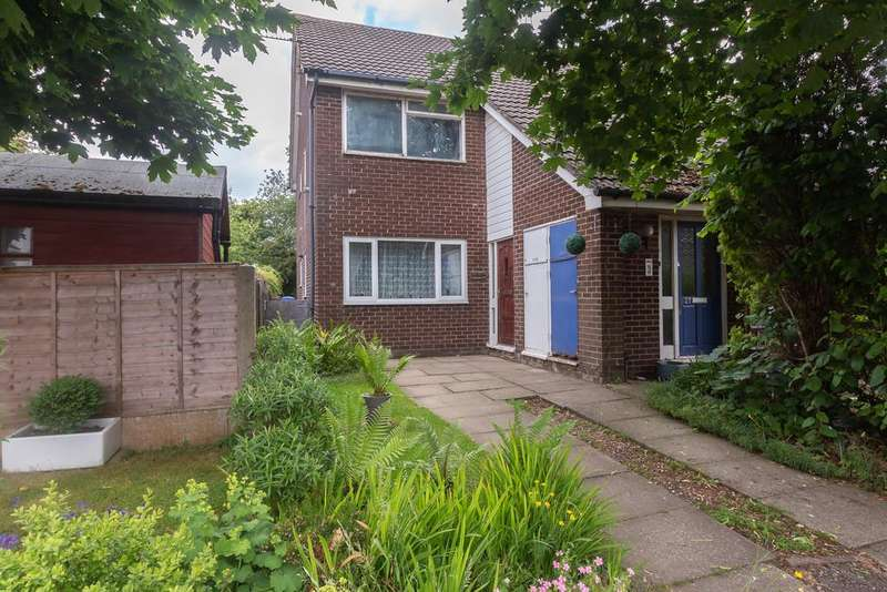 2 Bedrooms Apartment Flat for sale in West Meadow, Reddish