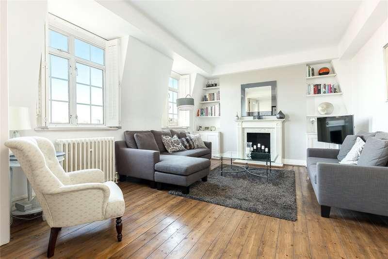 2 Bedrooms Flat for sale in Shrewsbury House, Cheyne Walk, Chelsea, London, SW3