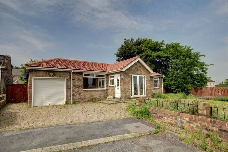 3 Bedrooms Detached House for sale in Green Court, Esh Village, Durham, DH7