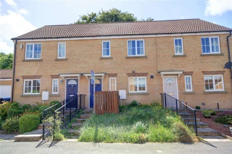 3 Bedrooms Terraced House for sale in Meadowfield, Burnhope, Durham, DH7