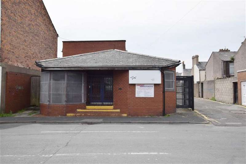 Commercial Property for sale in School Street, Barrow-in-Furness, Cumbria