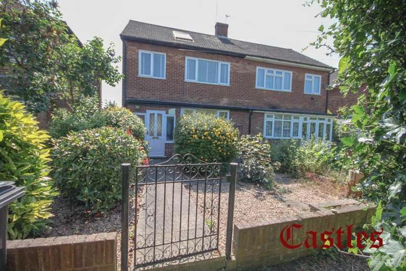 5 Bedrooms Semi Detached House for sale in Crooked Mile, Waltham Abbey, Essex, EN9