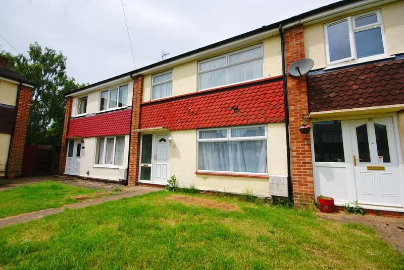 3 Bedrooms Terraced House for sale in Hutson Drive, North Hykeham, Lincoln LN6