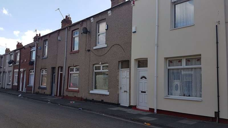 2 Bedrooms Property for sale in Charterhouse Street, Hartlepool, Durham, TS25 5RW