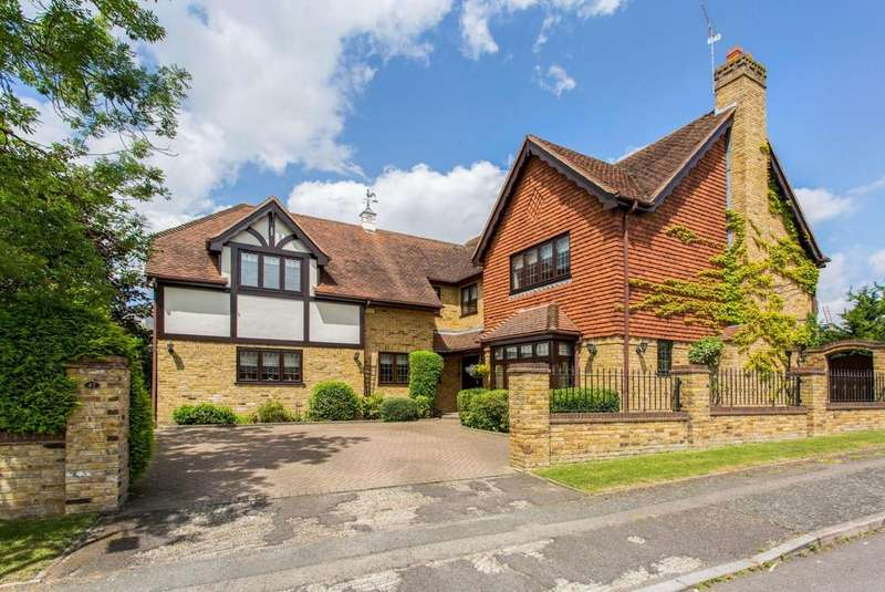 7 Bedrooms Detached House for sale in Ernest Road, Hornchurch, Essex, RM11