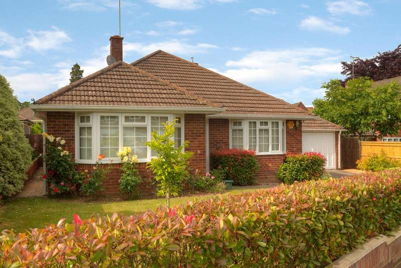 3 Bedrooms Bungalow for sale in Cranbourne, Basingstoke