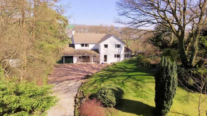 4 Bedrooms Detached House for sale in 10 Ramsay Wood, Gatehouse of Fleet, Castle Douglas DG7