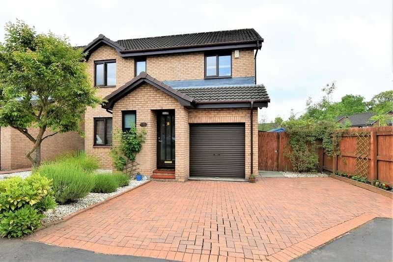4 Bedrooms Detached House for sale in Garvin Lea, Bellshill, ML4