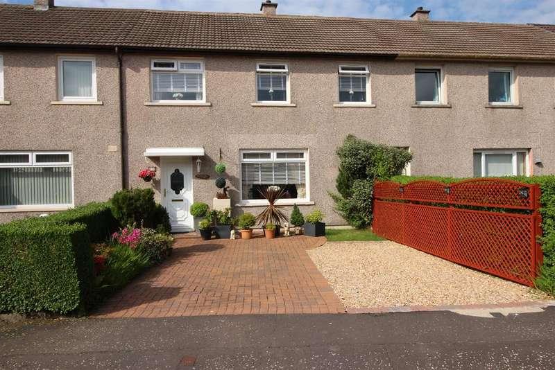 3 Bedrooms Terraced House for sale in Lomond Avenue, Port Glasgow