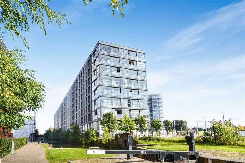 2 Bedrooms Apartment Flat for sale in Milliners Wharf, Ancoats, Manchester, M4