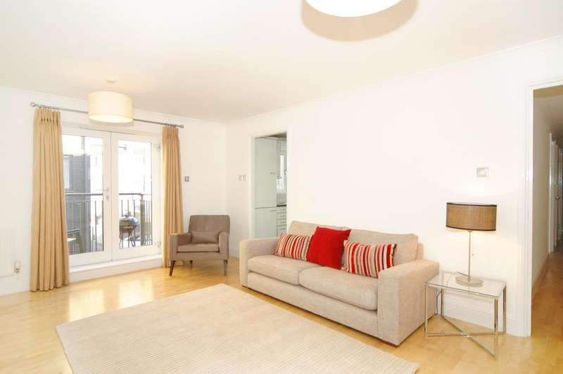 2 Bedrooms Apartment Flat for sale in Providence Square, Shad Thames SE1
