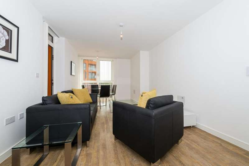1 Bedroom Apartment Flat for sale in Enderby Wharf, Poldo House, Greenwich SE10