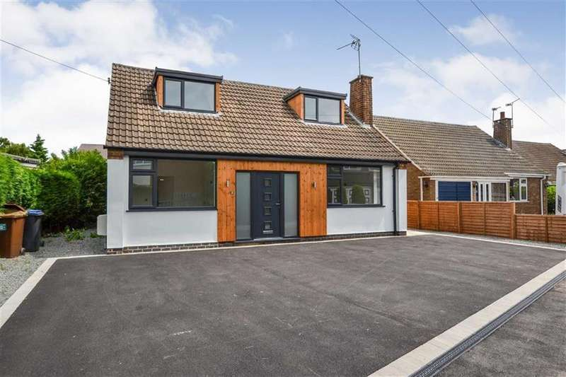 4 Bedrooms Chalet House for sale in Newbold Verdon