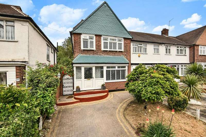 4 Bedrooms End Of Terrace House for sale in Conisborough Crescent, Catford
