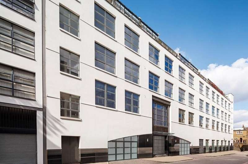 Studio Flat for sale in Euston Reach, Carlow Street, Camden Town NW1