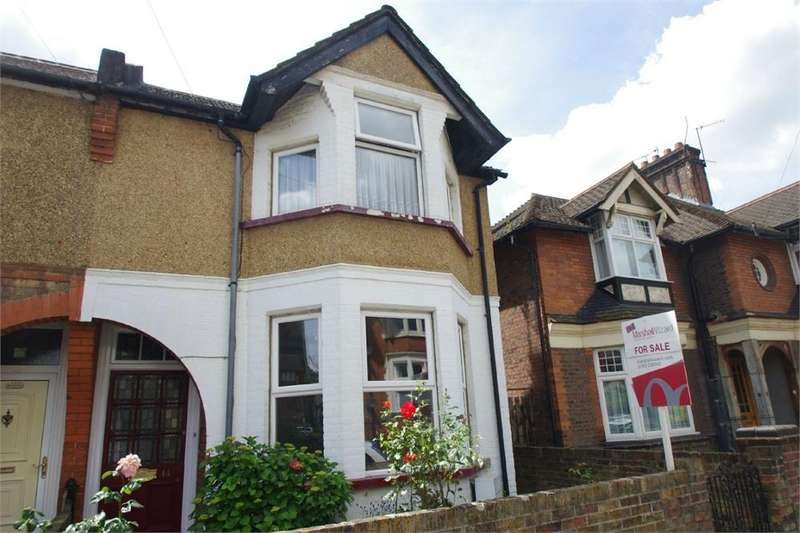 3 Bedrooms Semi Detached House for sale in Wellington Road, WATFORD, Hertfordshire