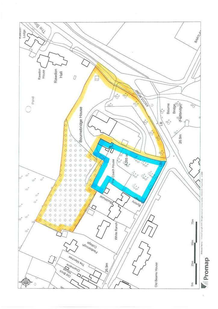 Plot Commercial for sale in Ascot Road, HOLYPORT, SL6