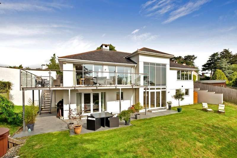 4 Bedrooms Detached House for sale in Petroc Drive, Newton Abbot