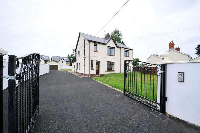 4 Bedrooms Detached House for sale in Wellfield Road, Marshfield, Cardiff, CF3