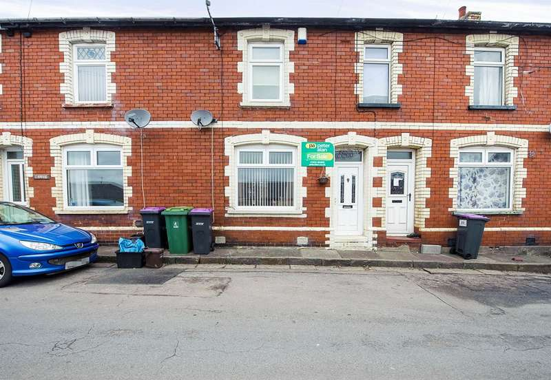 2 Bedrooms End Of Terrace House for sale in Viaduct Road, Garndiffaith, Pontypool