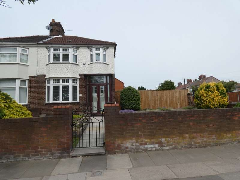 3 Bedrooms Semi Detached House for sale in Walton Hall Avenue, Liverpool, Merseyside, L11
