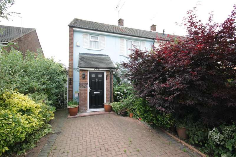 3 Bedrooms End Of Terrace House for sale in Northumbria Road, Maidenhead