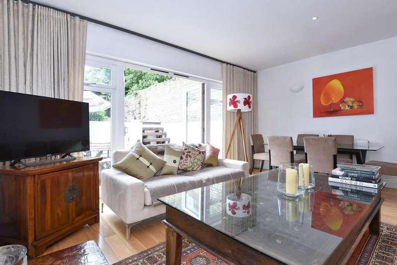 2 Bedrooms Flat for sale in Colinette Road, Putney