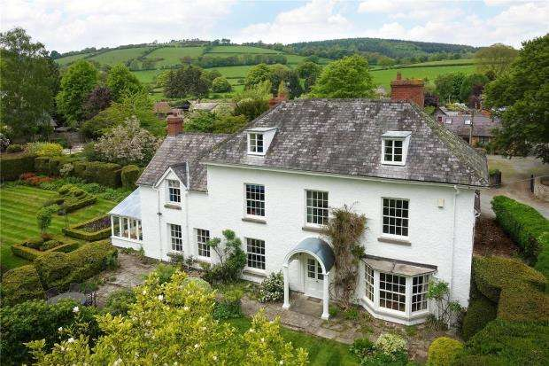 5 Bedrooms House for sale in Weir House, Bucknell, Shropshire