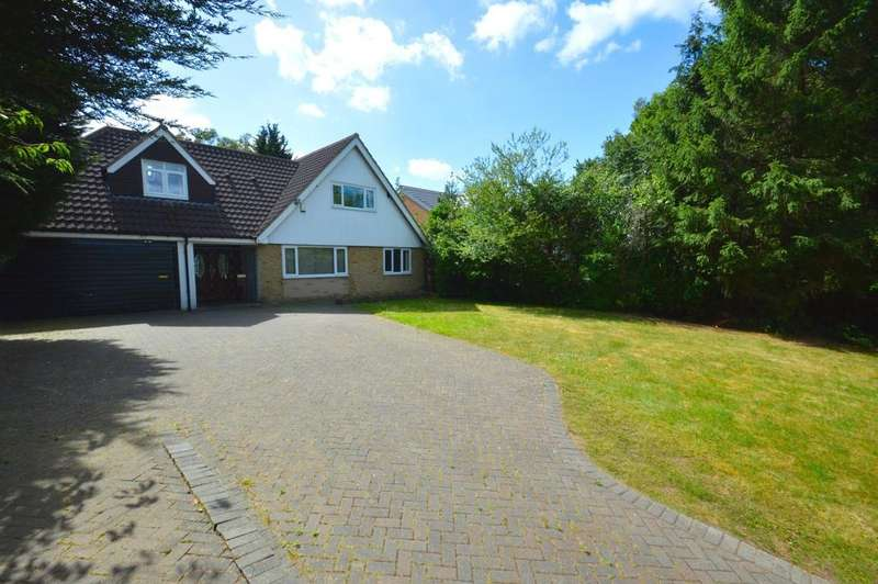4 Bedrooms Detached House for sale in Mereside Road, Mere, Knutsford
