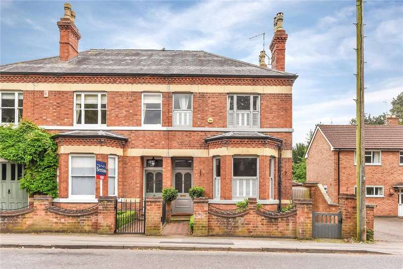 4 Bedrooms Semi Detached House for sale in Leicester Road, Narborough, Leicestershire