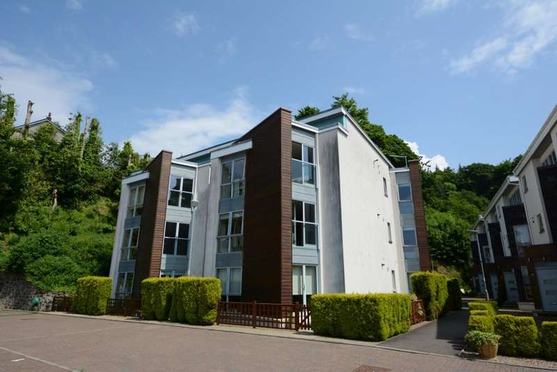 2 Bedrooms Flat for sale in 5 Halkshill Gardens, Largs, KA30 9AU