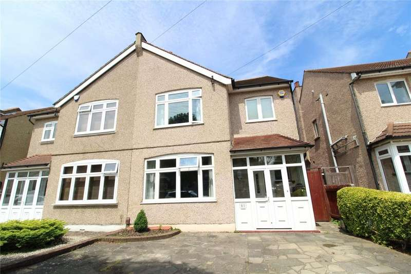 4 Bedrooms Semi Detached House for sale in Osmond Gardens, Wallington, SM6