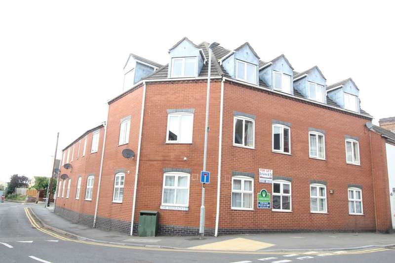 Flat for sale in The Barracks, Barwell, Leicester, LE9